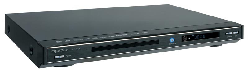 Oppo digital upconverting DVD player DV-981HD
