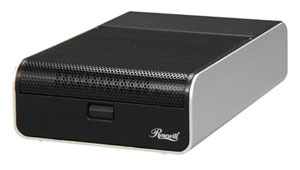 Rosewill METAS Rigid Aluminum Body and ABS plastic