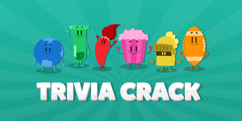 Trivia Crack by Etermax